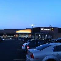 Photo taken at Walmart Supercenter by Douglas S. on 4/20/2012