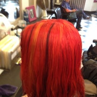 Photo taken at Scream Salon by Nikki P. on 5/12/2012