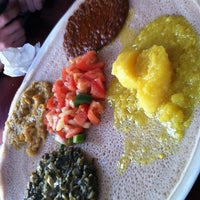 Photo taken at Ethiopic by Claire C. on 4/15/2012
