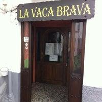 Photo taken at La Vaca Brava by Gregorio S. on 3/18/2012