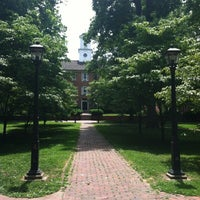 Photo taken at Ohio University by Jessica H. on 6/9/2012