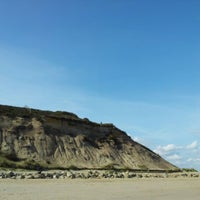 Photo taken at Hengistbury Head by Gordon F. on 5/8/2012