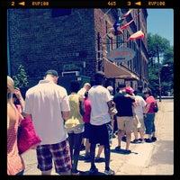 Photo taken at Zunzi's by Allyson on 6/22/2012