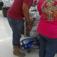 Photo taken at Walmart Supercenter by Leon G. on 6/16/2012