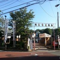8/20/2012にTakahiko N.が古八幡神社で撮った写真