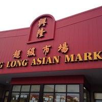 Photo taken at Hung Long Sieu Thi White Center Supermarket by Rod G. on 3/1/2012