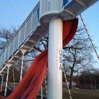 Photo taken at Union Park by Otis K. on 2/19/2012