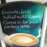 Photo taken at Starbucks by Saad Fahad A. on 5/1/2012