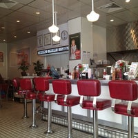 Photo taken at Johnny Rockets by Sam S. on 7/18/2012