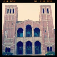 Photo taken at UCLA Royce Hall by Narciso A. on 8/30/2012