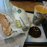 Photo taken at Subway by Jessi L. on 7/11/2012