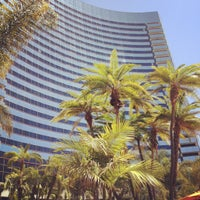 Photo taken at Marriott Marquis San Diego Marina by Charlie on 4/5/2012