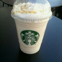Photo taken at Starbucks by Valeria M. on 5/25/2012
