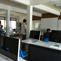 Photo taken at คณะศิลปศาสตร์ by Withx on 6/9/2012