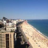 Photo taken at Marina Palace Rio Leblon by Eduardo P. on 8/25/2012