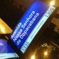 Das Foto wurde bei Copacabana Rio Hotel von Leandro M. am 7/23/2012 aufgenommen
