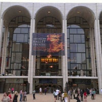 Photo taken at American Ballet Theatre at the Metropolitan Opera House by Matt S. on 6/19/2012