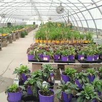 Photo taken at Pahls greenhouse by Alexandra B. on 7/15/2012