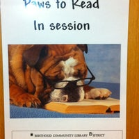 Photo taken at Berthoud Public Library by Julie C. on 2/28/2012