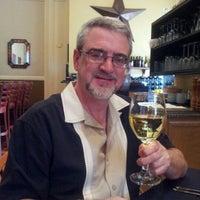 Photo taken at Loft American Brasserie & Bar by Pat T. on 8/21/2012