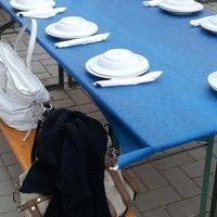 "Photo taken at Campo Sportivo ""Merli"" by Simone G. on 6/10/2012"