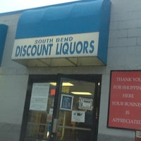 Photo taken at South Bend discount liquor by msbehave101 on 4/14/2012