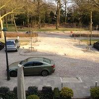 Photo taken at Hampshire Hotel - Parkzicht Eindhoven by Auke H. on 3/19/2012