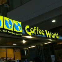 Photo taken at Coffee World by Martin F. on 6/15/2012