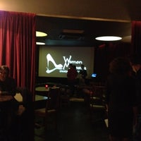 Photo taken at Roxy Bar and Screen by EmJ on 3/8/2012
