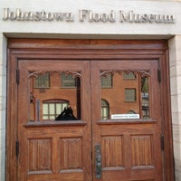 Photo taken at Johnstown Flood Museum by Stephen M. on 4/19/2012