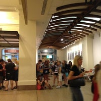 Photo taken at Atrium Cafe - Smithsonian's National Museum of Natural History by Jillian R. on 6/12/2012