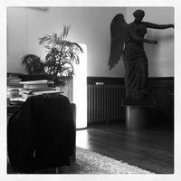 Photo taken at Palazzo della Loggia by Laura C. on 9/12/2012