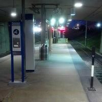 Photo taken at MetroLink - Union Station by Erik K. on 8/23/2012
