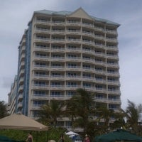 Photo taken at Lido Beach Resort by Count Cory B. on 7/18/2012