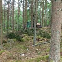 Photo taken at Skogen by Pia on 6/1/2012