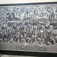 Photo taken at Botafogo de Futebol e Regatas by Angela M. on 5/24/2012