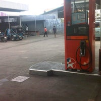 Photo taken at Caltex Gas Station by It'sKaizel L. on 7/7/2012
