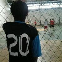 Photo taken at Palur Futsal by Julian P. on 3/13/2012