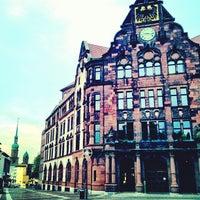Photo taken at Friedensplatz by Kevin on 5/15/2012