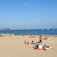 Photo taken at Santa Cruz Main Beach by David D. on 7/25/2012