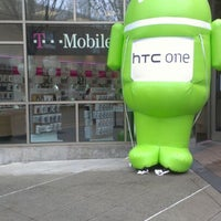 Photo taken at T-Mobile by Tannis B. on 4/25/2012
