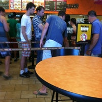 Photo taken at Dunkin' Donuts by Beverly B. on 7/21/2012
