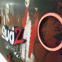 Photo taken at Gudz Urban Street by H2IR INC by Indra S. on 3/23/2012