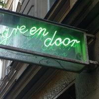 7/17/2012にArjen N.がGreen Doorで撮った写真