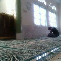Photo taken at Masjid Miftahul Jannah by taufiq h. on 2/22/2012