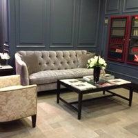 Photo taken at Cosmopolitan Hotel - TriBeCa by Vanessa K. on 8/17/2012