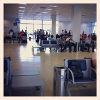 Photo taken at Terminal Anexo by Christian M. on 2/14/2012