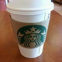Photo taken at Starbucks by Michael C. on 2/14/2012