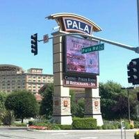Photo taken at Pala Casino Spa & Resort by DJ Jdawg G. on 5/13/2012