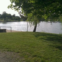 Photo taken at Delaware Park by Pippi S. on 6/8/2012